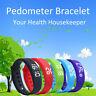 W5S 3D LED Pedometer Smart Watch Bracelet Walking Sport Fitness Sleeping Monitor