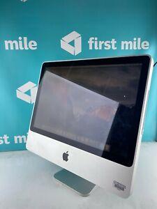 Apple iMac A1224 20inch All In One - Intel @2.00GHz 3GB RAM 320GB HDD OS X