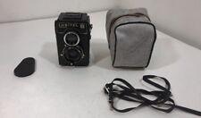 Lubitel 166 Universal Lomo TLR Camera 75mm F/4.5 T-22 Body Only