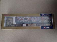 Corgi 1:50 Ltd Edn CC12104 Renault Curtainside Strongserve Ltd Untouched