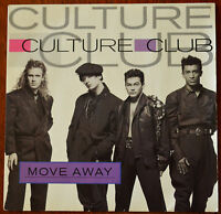 "Culture Club ‎– Move Away 7"" – VS 845 – VG"