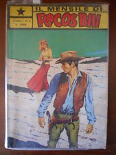 IL MENSILE DI PECOS BILL n°8 1967 Ed. Sepim  [G545] - Discreto