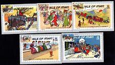 Insel Man 422/6 Maximumkarten Klassische Ansichtskarten