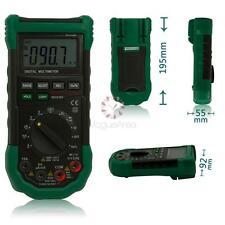 MASTECH MS8268 Digital Auto Ranging Multimeter Meter AC DC Voltage Capacitance