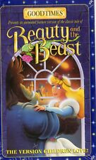 BEAUTY AND THE BEAST - VHS - NTSC -N&S - Never played! - Original U.S.A. release