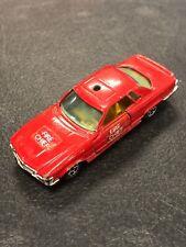 Vintage King Star Mercedes Benz 450 SLC 5.0 Fire Chief Car