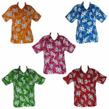 Unbranded Big & Tall Hawaiian Casual Shirts & Tops for Men