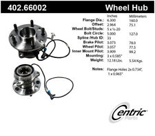 Wheel Bearing and Hub Assembly-AWD Front Centric 402.66002