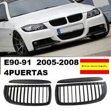 color negro mate Rejillas delanteras E81 E82 E87 E88 LCI 2008-2011 para ni/ños