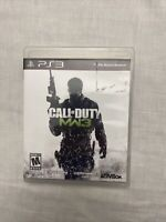 Call of Duty: Modern Warfare 3 (Sony PlayStation 3, 2011) Very Good Condition