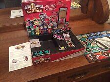 Power Rangers Super Samurai Samuraizer Switch Board Game 99% COMPLETE