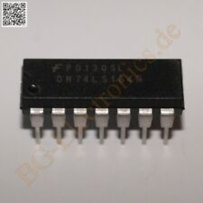 4 x DM74LS164N 8-Bit Serial In//Parallel Out Shift Regis Fairchild DIP-14 4pcs