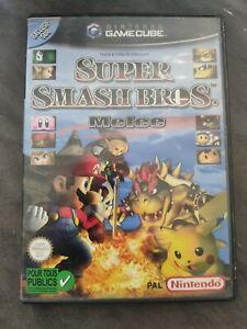 Super Smash Bros Melee Pour Nintendo Gamecube