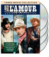 Louis L Amour Collection 0883929126927 DVD Region 1 P H