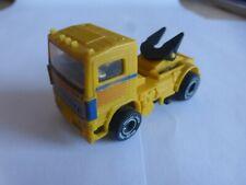 DARDA Volvo F10 Race truck / Yellow
