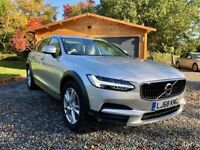 2018 VOLVO V90 CROSS COUNTRY T5 AWD PETROL Automatic