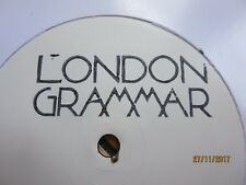 "London Grammar dépérissement My Young YEARS 12"" - NEVER PLAYED"