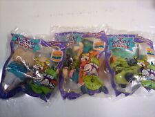 3 Nickelodeon's The Rugrats Movie 1998 Burger King kids meal toy NIP