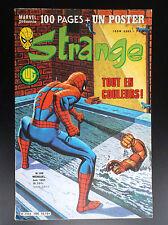 Strange N° 186 BON ETAT PLUS avec poster   Lug  Comics Semic Marvel