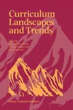 Curriculum Landscapes and Trends by Jan van den Akker (2004, Hardcover)
