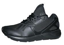 Adidas Tubular Runner Sneaker leichte Laufschuhe Damen Herren schwarz