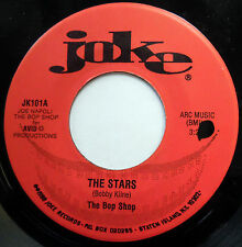 THE BOP SHOP 45 The Stars / Gee Whiz NEAR MINT Doo Wop R&B e6641
