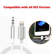 3.5mm Cable de Audio AUX De Plomo Para Iphone 8 X Xr XS compatible con todos los versión de IOS