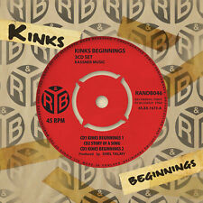Kinks Beginnings 3CD Box Set