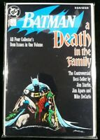 Batman: A Death in the Family TPB ~UNREAD! 1st Printing 9.4 NM (1988 DC) ~Robin~