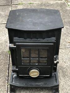 Aga Little Wenlock Log Burner Gas