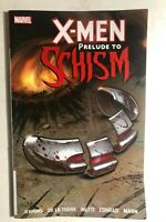X-MEN Prelude to Schism (2012) Marvel Comics TPB 1st VG