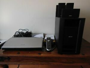 Bose Lifestyle T20 Home Cinema System. Fully Working Order.