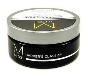 Mitch by Paul Mitchell Barber's Classic High Shine Pomade, 3 fl