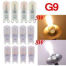 220V G9 5W 8W Dimmable LED Lights S2835 SMD Capsule Bulb Replace LED Bulb Lamps