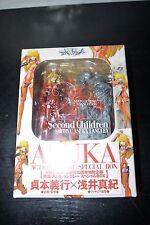 Evangelion Asuka 10th action figure special box neon genesis shonen ace MIB