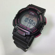 Women's Casio Solar Power Digital Sports Watch STLS300H-1C