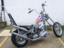 Harley Davidson Pan Head chopper, Captain America Easyrider replica