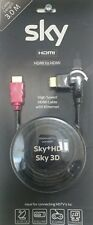 Sky High Speed Swivel HDMI Cable 3m