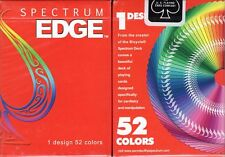 Spectrum Edge Playing Cards Poker Size Deck USPCC Custom Limited Edition Sealed