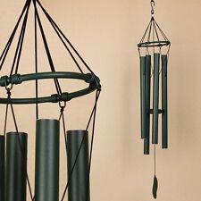 Large Musical Tuned Harmonious WindChime Green Metal Wind Chime 85cm