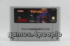 Primal Rage - Trash Beat Em Up (Jeu de combat) Pour Le Super Nintendo / SNES