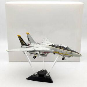 CW 1/72 F-14A TOMCAT VF-33 Starfighters USN USS America #201 Diecast