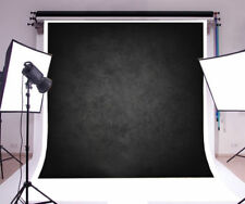 10X10FT Black shaded wall Vinyl Photography Backdrop Background Studio Props