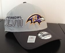 Baltimore Ravens New Era Super Bowl XLVII Champions Medium/Large New With Tags