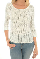 ONLY JESS A POIS - PULL / TEE-SHIRT A MANCHES LONGUES - FEMME