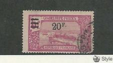 Guadeloupe, Postage Stamp, #95 Used, 1924