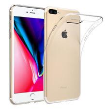"""Housse Etui Coque Gel UltraSlim TRANSPARENT pour Apple iPhone 8 Plus 5.5"""""""