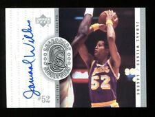Jamaal Wilkes 2000 Upper Deck Legendary Signatures Auto Lakers Mint 31745