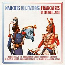 CD Marches Militaires Françaises / French Military music IMPORT