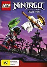 Lego Ninjago: Masters Of Spinjitzu - Season 6 - Volume 1 NEW R4 DVD